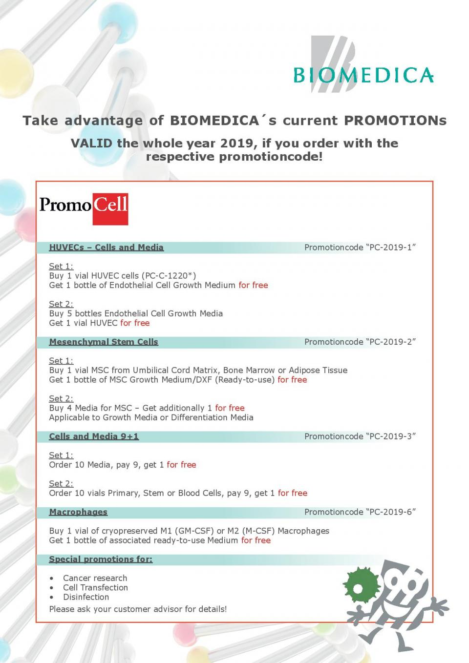 PromoCell / BIOMEDICA